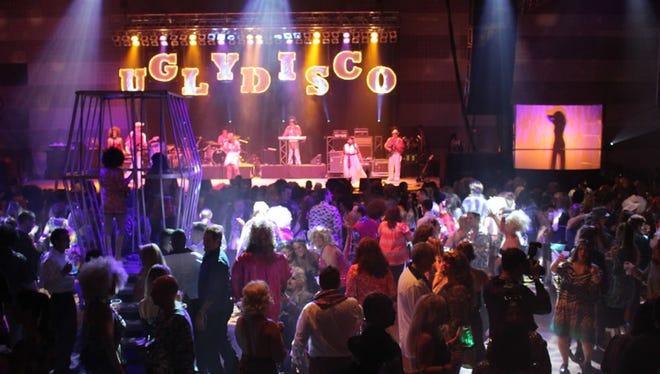 The Ugly Disco returns to the Joseph A. Floreano Rochester Riverside Convention Center Saturday, April 2.