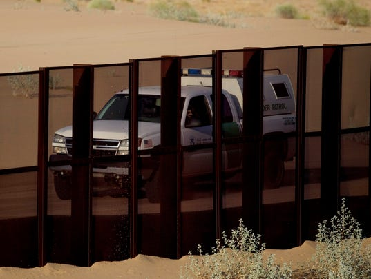 Arizona Border Fence
