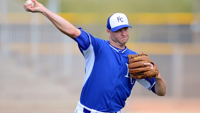 Ryan Madson did the standard rehab but every time he cut loose and tried to throw above 90 mph, he would feel pain.