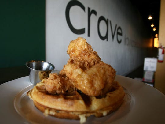 El Paso-owned restaurant Crave has several locations which offer a brunch on weekends.