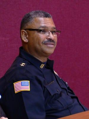 David Alexander, III was confirmed as chief of the Pensacola Police Department by the Pensacola City Council Thursday evening.