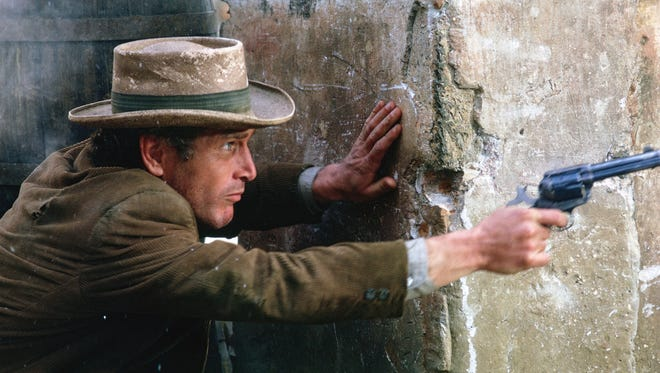 "Richard Dreyfus co-stars in ""Butch Cassidy and the Sundance Kid."""