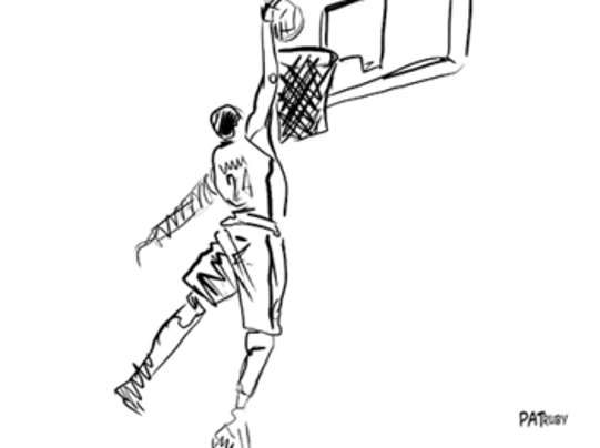 Patrick Truby illustration