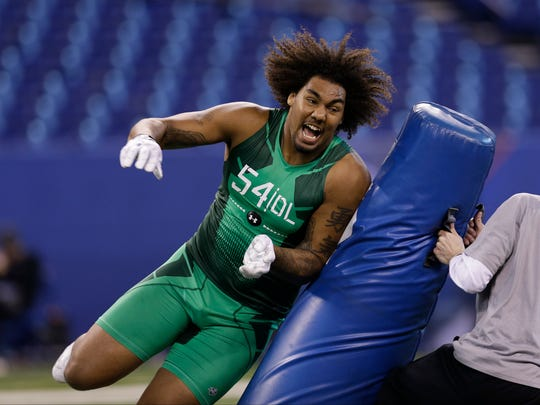 USC defensive lineman Leonard Williams is considered a cant-miss prospect.