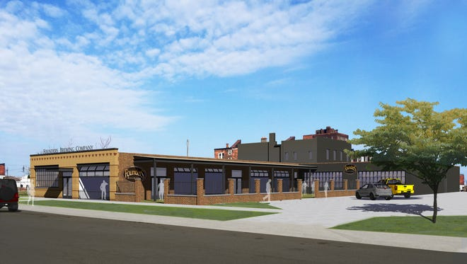 Founders Brewing Co., of Grand Rapids, is to open a brewery and taproom in Detroit's Cass Corridor, near Little Caesar's Arena, in winter 2017.