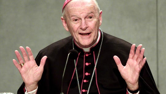 Vatican defrocks ex-Cardinal Theodore McCarrick after finding him guilty of sexual crimes