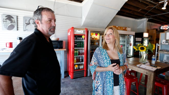 Owners Rob and Jackie Bailey reopened Homegrown Food on South Pickwick Avenue in 2016. They will close at the end of 2018, they announced Nov. 14, 2018.