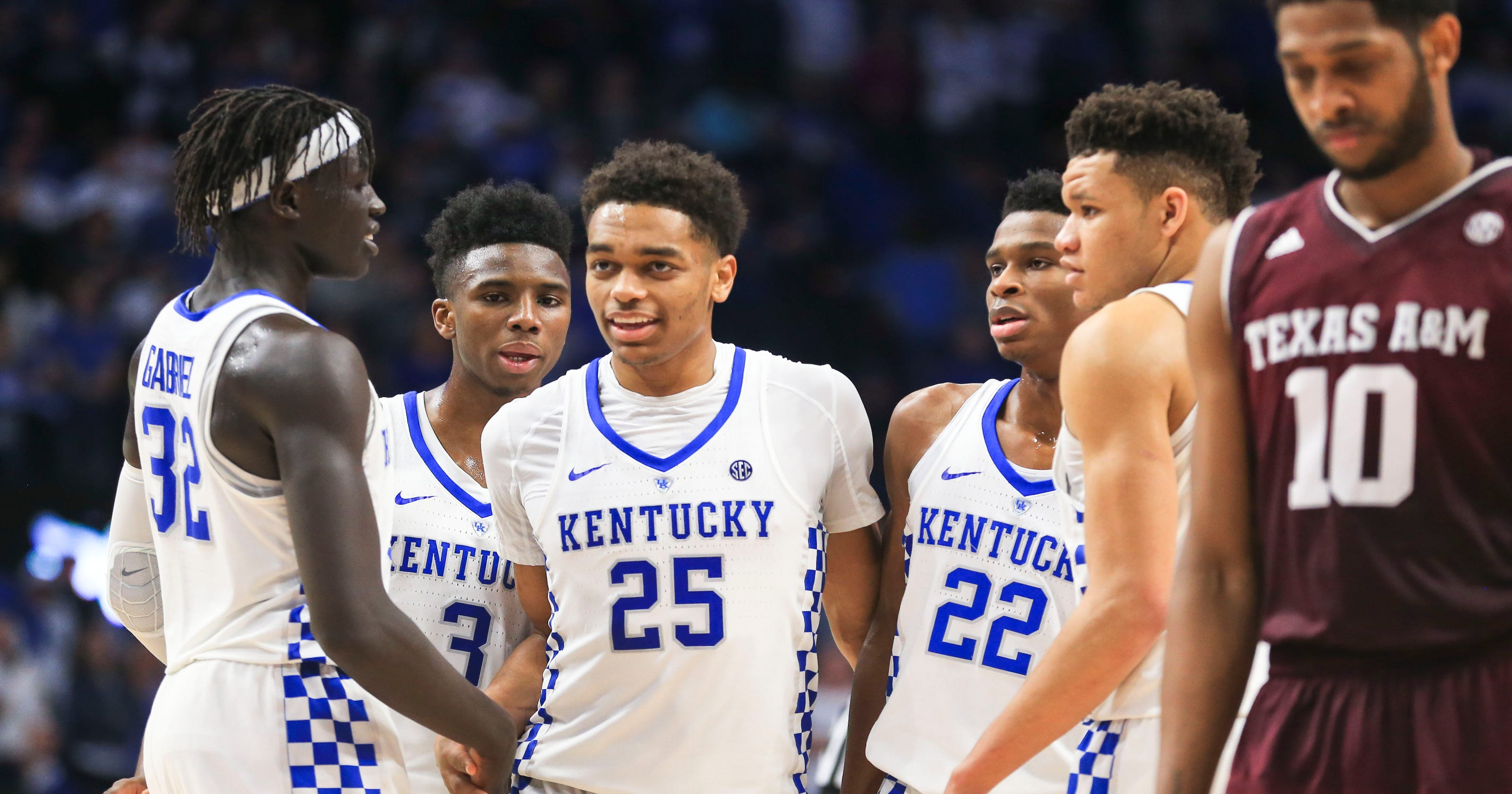 A players-only meeting helped Kentucky basketball regain its winning way eaf53d4b1