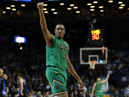 NCAA Basketball: ACC Conference Tournament Final-Notre Dame vs Duke