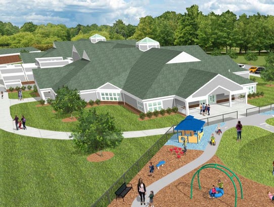 Port Huron Schools early childhood center is designed