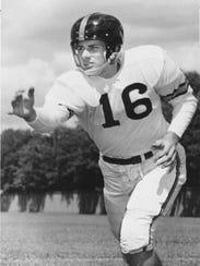 Len Dawson enjoyed a spectacular start to his Purdue