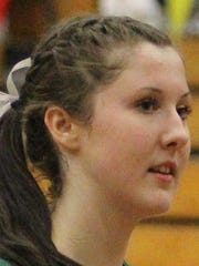 West Salem junior Mattie Kelly