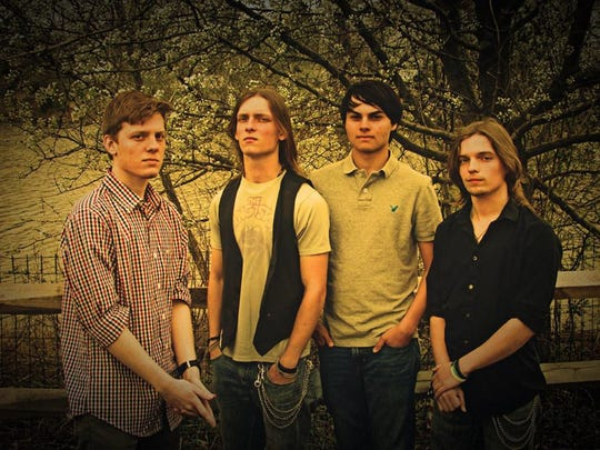 The young Hillsborough-based southern rock band Triple Addiction has released a four-song self-titled EP.