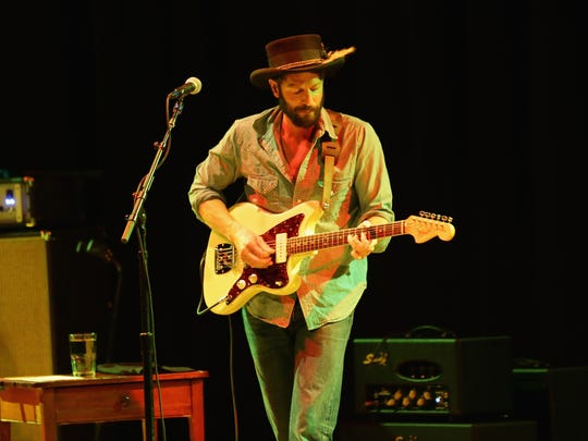 Ray LaMontagne will perform on Aug. 11 at the Farm Bureau Insurance Lawn at White River State Park.