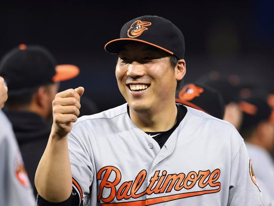 Baltimore's Hyun Soo Kim is expected to be a prominent