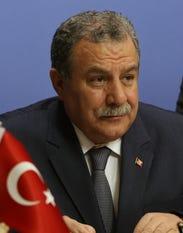 AP Turkey Corruption Probe
