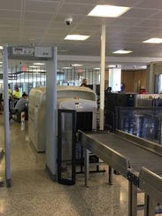 The Transportation Security Administration is testing