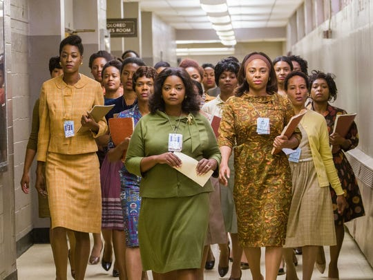 """""""Hidden Figures"""" is the story of African-American women mathematicians who served a vital role in the early years of the U.S. space program."""