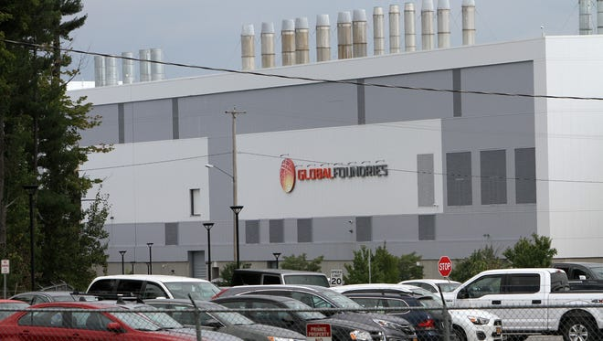 The Global Foundries plant  in Malta, N.Y., has the highest tax exemption among all of the state's industrial development agency projects.