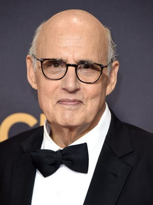 Actor Jeffrey Tambor at the 69th annual Primetime Emmy Awards.