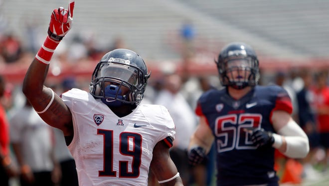 DaVonte' Neal is one of 40 former Arizona high school football players on the Arizona Wildcats football team roster for the 2014 season. Neal was a standout at Chaparral High in Scottsdale.