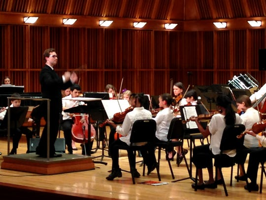 Youth Symphony Orchestras of East Central Indiana.