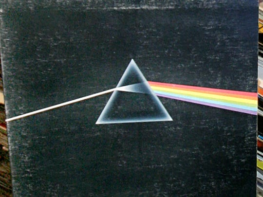 """Pink Floyd's """"Dark Side of the Moon"""" album has sold more than 25 million copies since its release in 1973."""