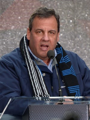 Governor Chris Christie said he has long been a proponent of legal sports betting in New Jersey.