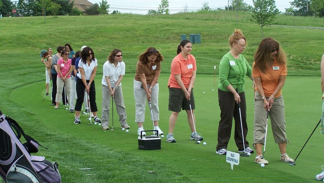 The Somerset County Business Partnership's seventh annual Golf & Lunch Networking Event is scheduled for May 24.