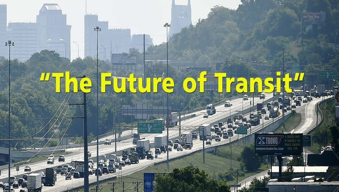 The Future of Transit