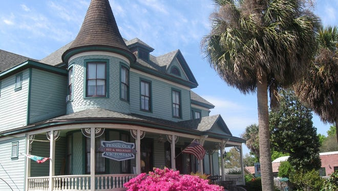 A ghost hunt is happening at the Pensacola Victorian Bed and Breakfast on Saturday.
