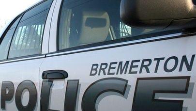 Bremerton Police car
