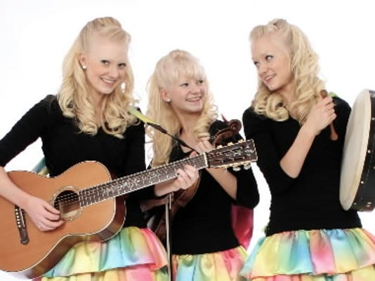See The Gothard Sisters at the York Fair. Expect to see fast fiddling, Irish step dancing and singing, said Greta, the oldest sister.