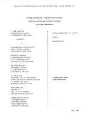 Gischel lawsuit