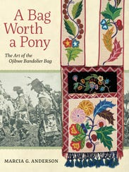 Author Marcia Anderson will talk about bandolier bags