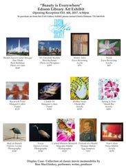 The Edison Arts Society announced several artists received