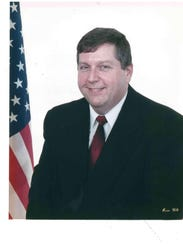 York County Chief of Detectives Art Smith