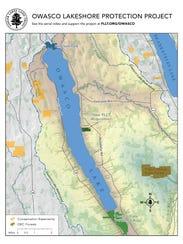 Owasco Lakeshore Protection Project