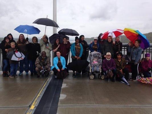 """Adelphi Social Workers """"Bridge"""" Gaps in Support of CASADA"""
