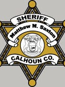 Calhoun County sheriff icon