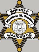 Calhoun County sheriff icon
