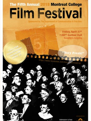 The Montreat Film Festival will take place at 7 p.m. Friday, April 27 in Gaither Hall.