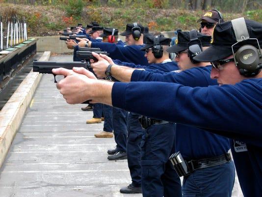 Wayne shooting range