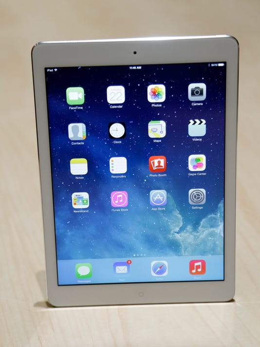 Retiring an old iPad? Back it up first