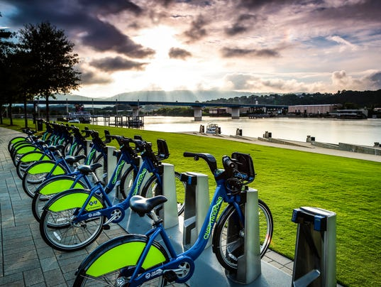 10Best: Bike-share programs to tour great cities