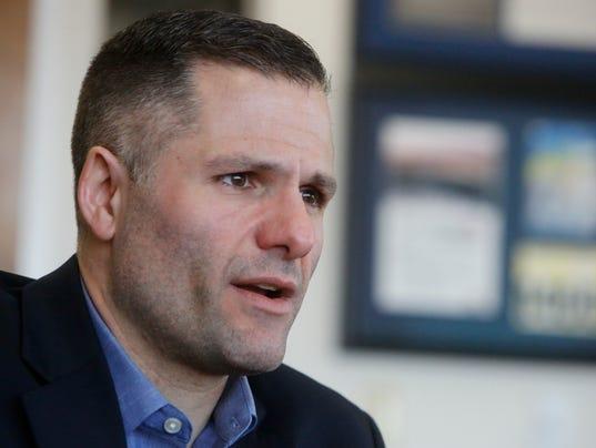 Dutchess County Executive Marc Molinaro