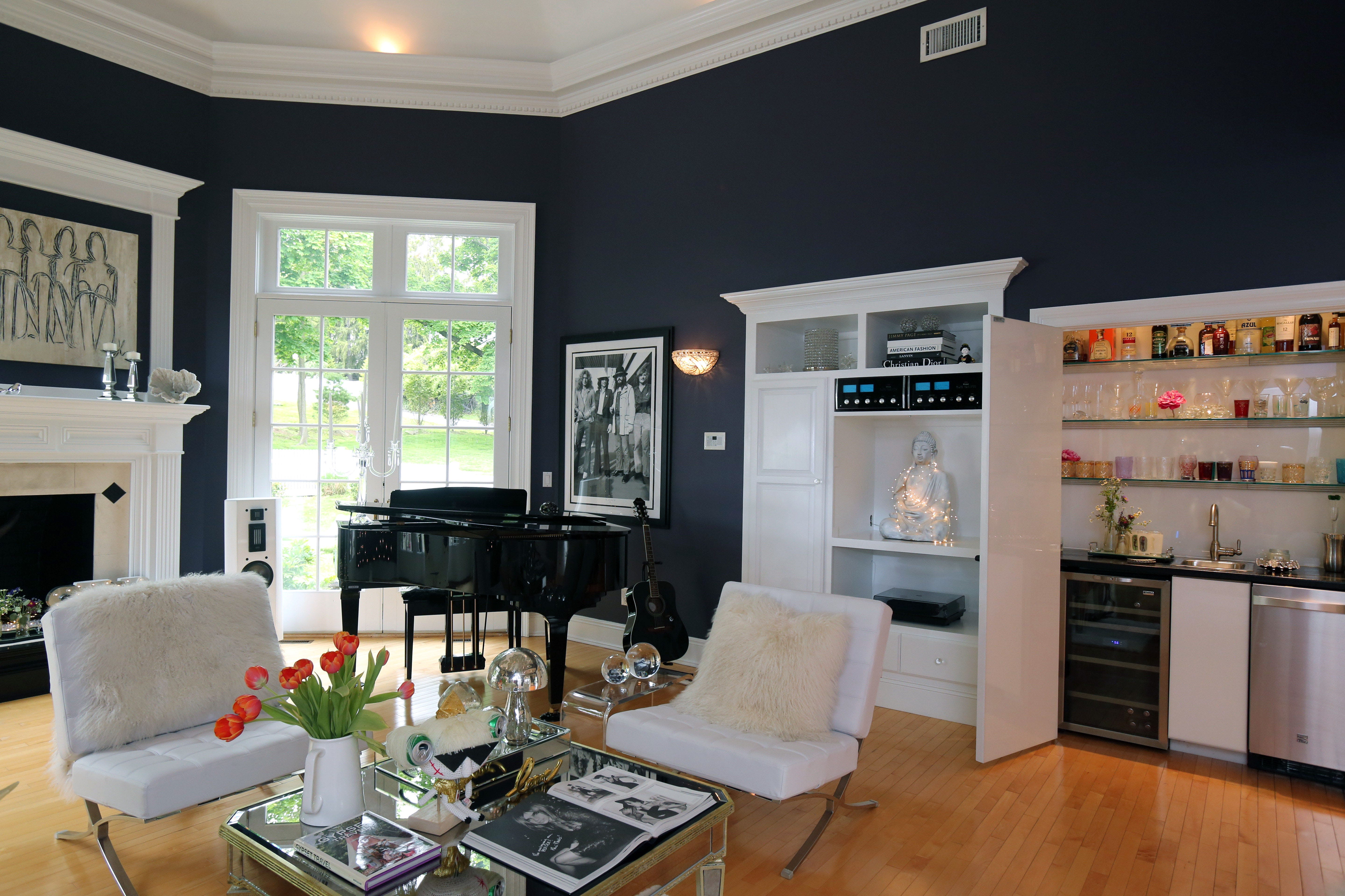 A Fairly Affordable Designer Element That Will Instantly Elevate The Look  Of A Room. Crown Molding