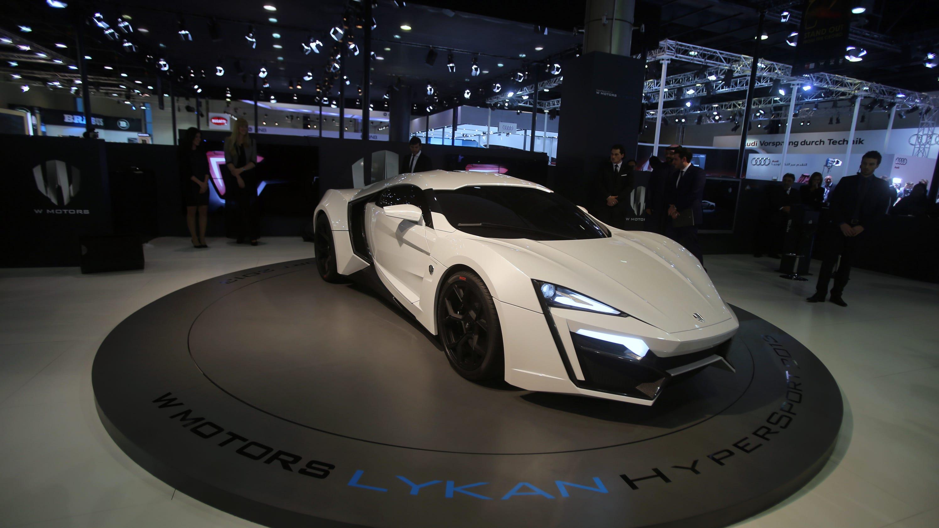 3 000 Dollar Cars >> Luxury automakers tout million-dollar cars