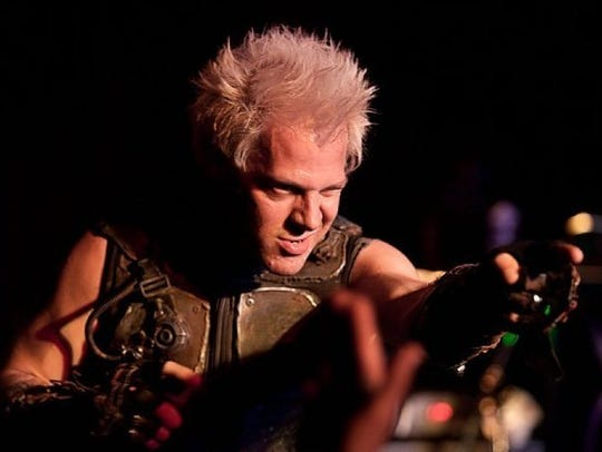 Powerman 5000 frontman Spider One founded the band