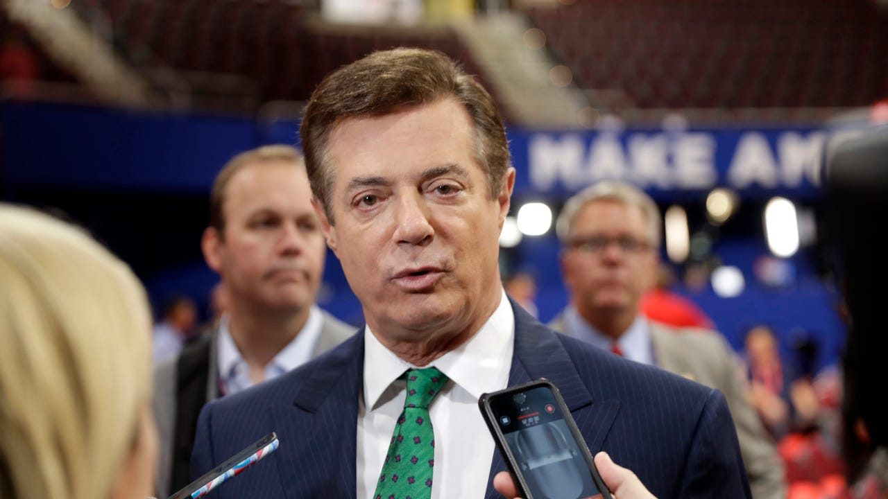 Manafort, Gates ask for release from home arrest